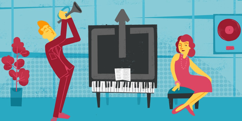 De 7 beste plekken om je muziek gratis online te zetten | Jimdo