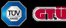 TÜV-Logo und GTÜ-Logo / Gebrauchtwagenhändler aaf.de in Hamburg - Norderstedt