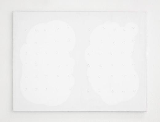 Canvas, Papier, Tackernadeln
