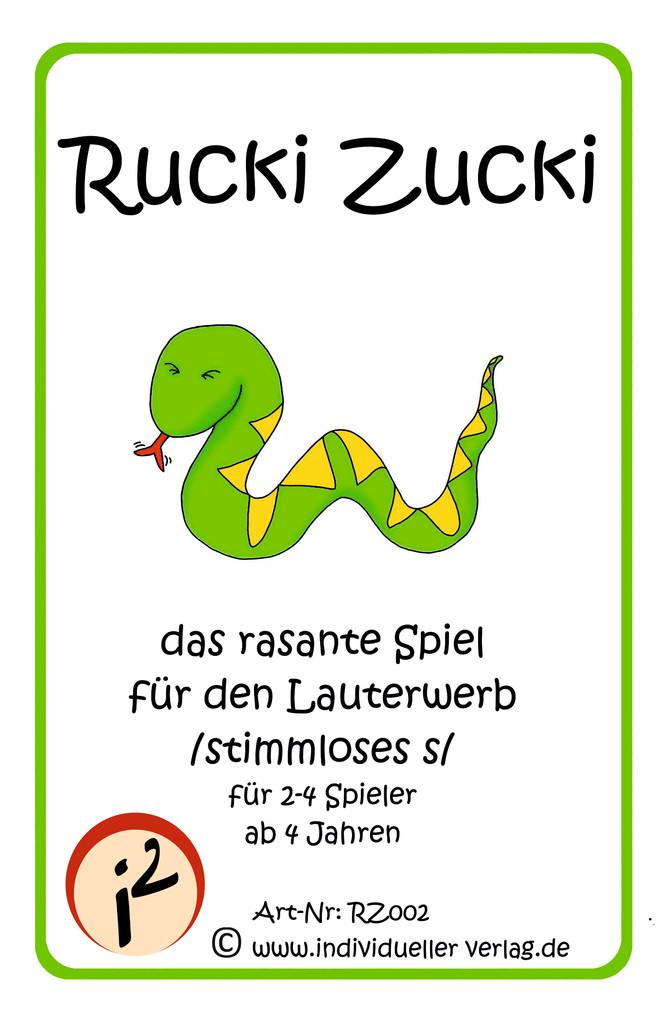 Rucki Zucki Spiel