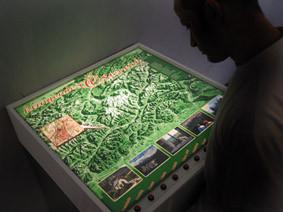 interaktive Landkarte | 2005