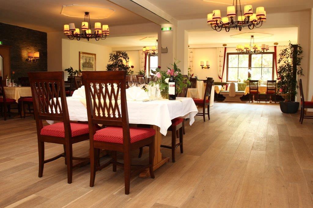 Edeldielenmanufaktur Restaurant Rechenwirt