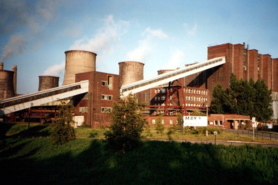 Braunkohlenkraftwerk Espenhain
