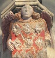 Blason de Rohan, Chapelle de Bonne Encontre