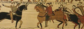 """En remerciement des services rendus, Josselin sera largement possessionné par le duc Guillaume le Conquérant dans le Bedfordshire, le Buckinghamshire, et dans le Gloucestershire. L'un de ses descendants s'établira au 12ème sièclla branche de """"La Zouche""""."""