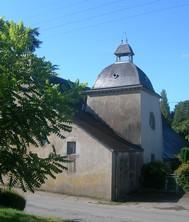 Manoir de la Ville Moysan édifié par Jean Blanchart sieur de Kerandue, Sénéchal de Rohan de 1691 à 1718