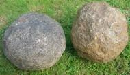 Boulets de granit