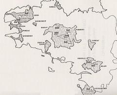 Les domaines de Jan II de Rohan - Yvonig Gicquel