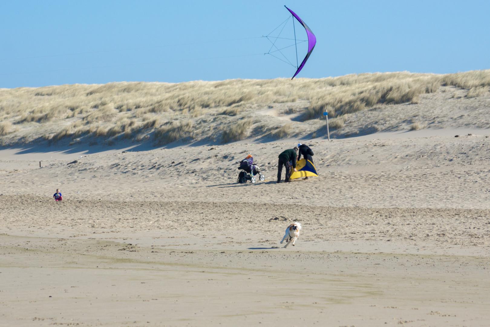 kite-running, mal anders