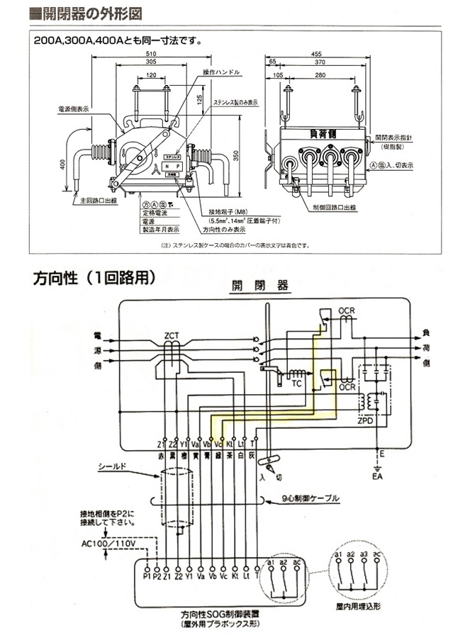 配線図用記号辞典 - 第二種電気工事士 猫で