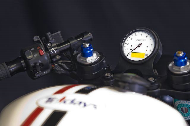 Uli Brée - Triumph Thunderbird Sport - Cafe Racer