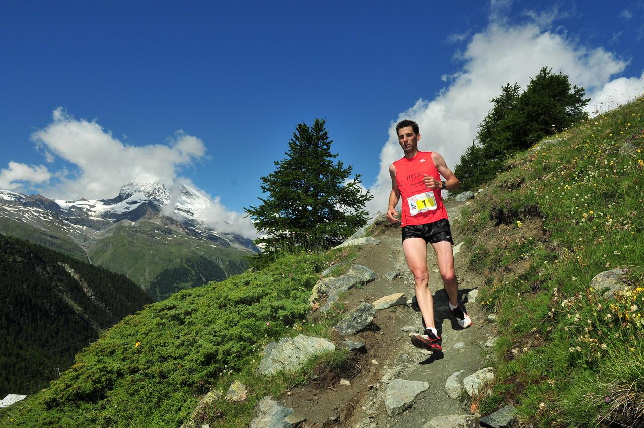 Zermatt Marathon 2012