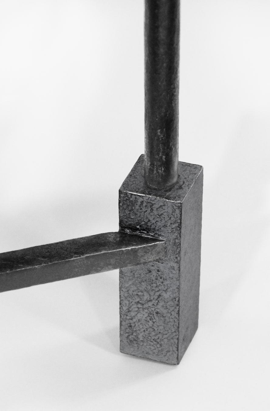 Finition 1 : Brushed wrought iron