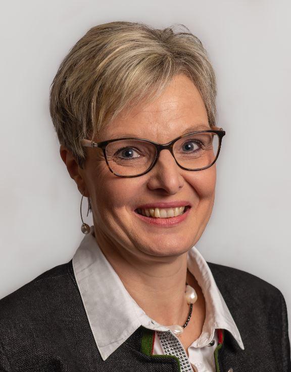 5. Hohenberger Claudia         646 Stimmen