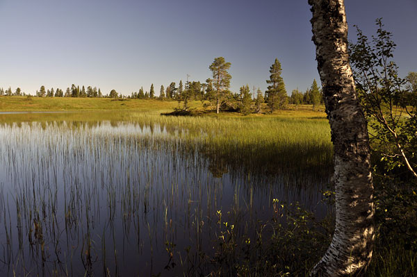 ein See noch in Norwegen