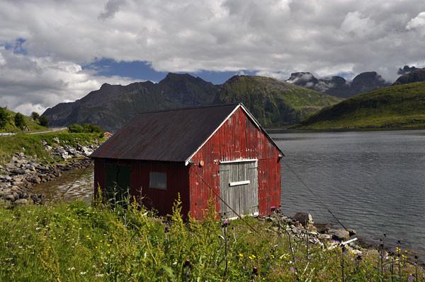 Typisch Norwegen ;-)