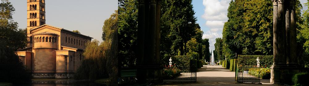 Potsdam Stadtführungen Park Sanssouci
