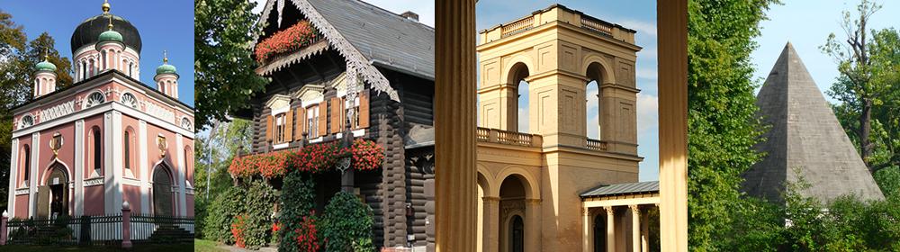 Potsdam Stadtrundgänge Baukunst aus Russland Italien England und Holland