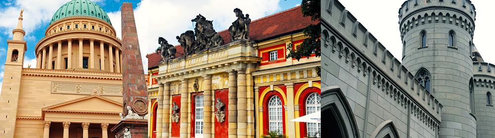 Potsdam Stadtrundgänge Die wichtigsten Stationen Potsdamer Stadtgeschichte