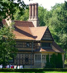 Potsdam Historische Rolle