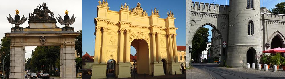 Potsdam Stadtrundgänge Von Tor zu Tor