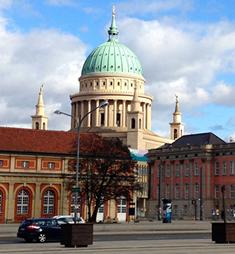 Die wichtigsten Stationen Potsdamer Stadtgeschichte
