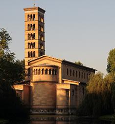 Potsdam Königliches Lustwandeln