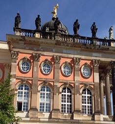 Das Neue Palais – Preußens Prahlerei