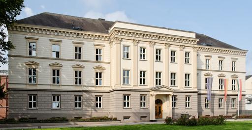 NRW-Justizministerium in Düsseldorf, Bild: Jörg Wiegels, Wikipedia