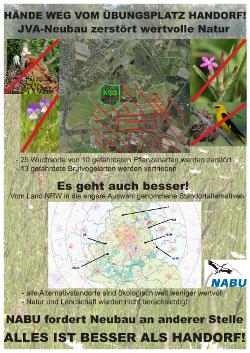 NABU-Plakat