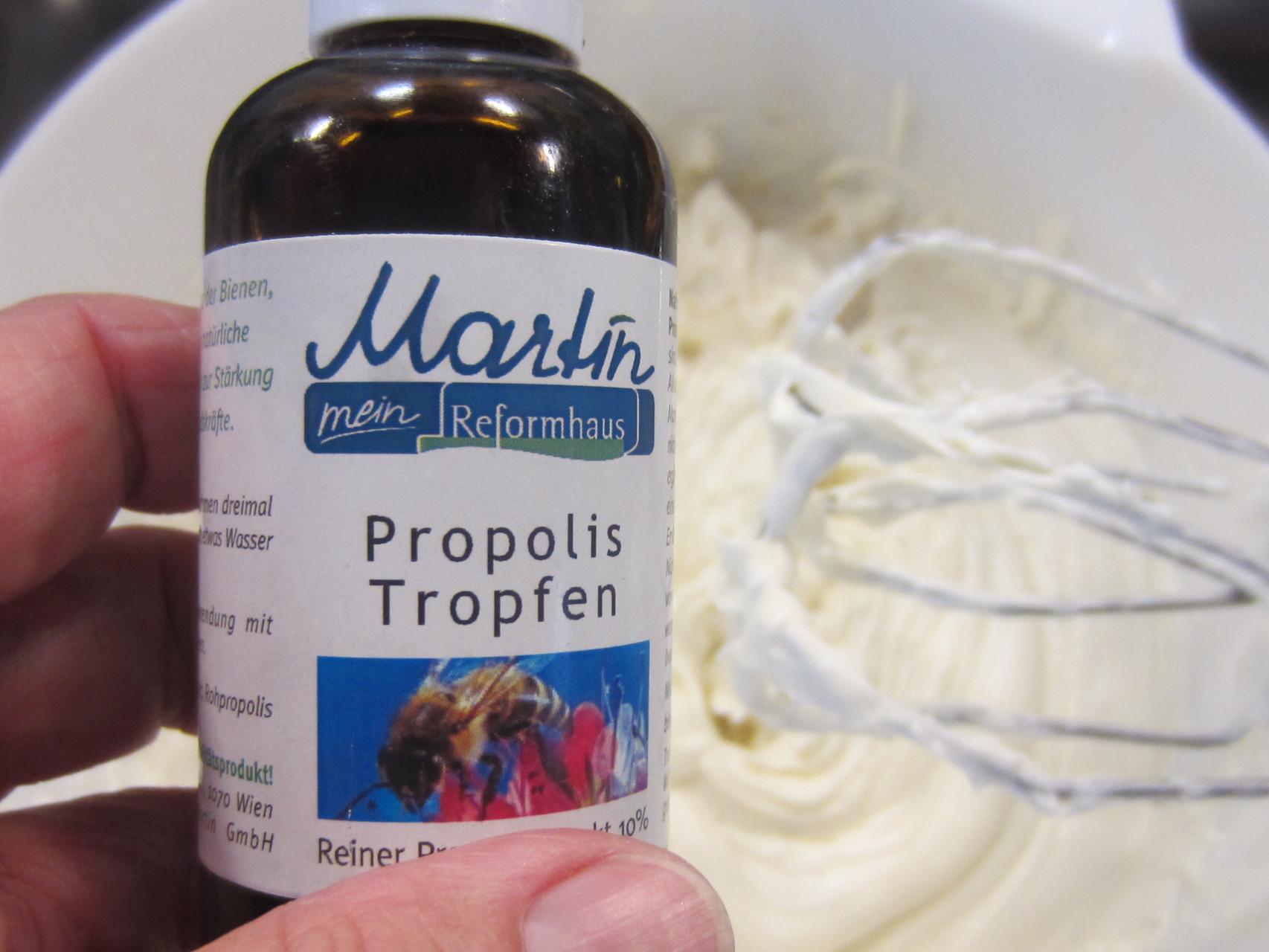 propolis - verlängert haltbarkeit
