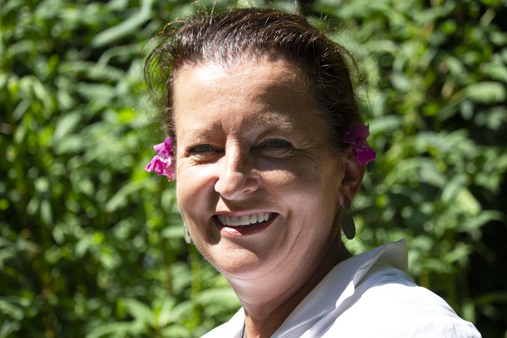 indisches springkrautblütenohrringe