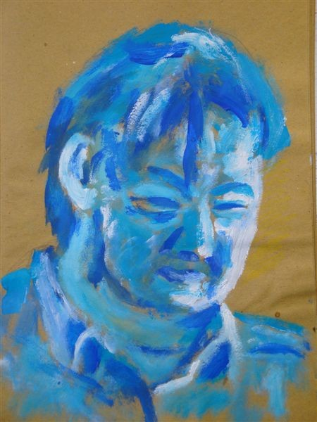 Hanspeter blau