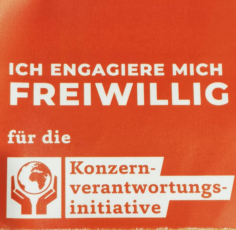 Konzerninitiative - Abstimmung 11.2020 unterwegs in Romanshorn