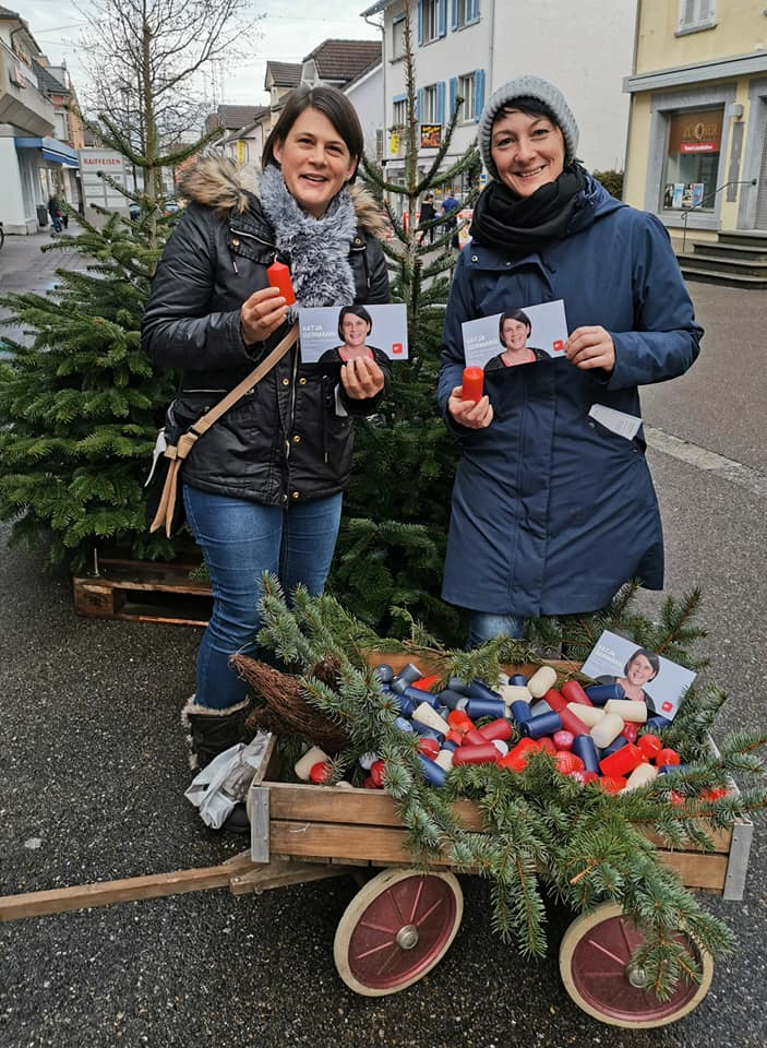 Ersatzwahl Primarschulbehörde Romanshorn 02.2020 Germann