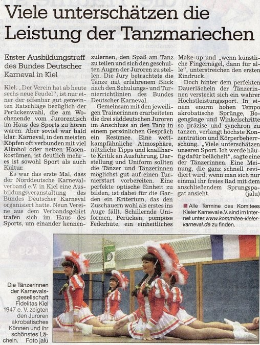 Kieler Express 20.11.2013
