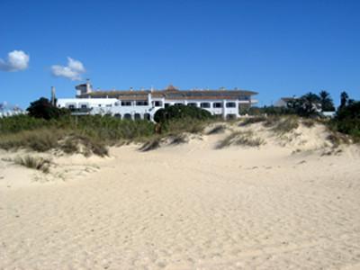 "Zahara ""Hotel Antonio"" am Atlantik"
