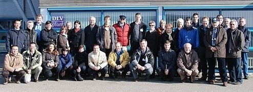 Gruppenphoto in Randwijk