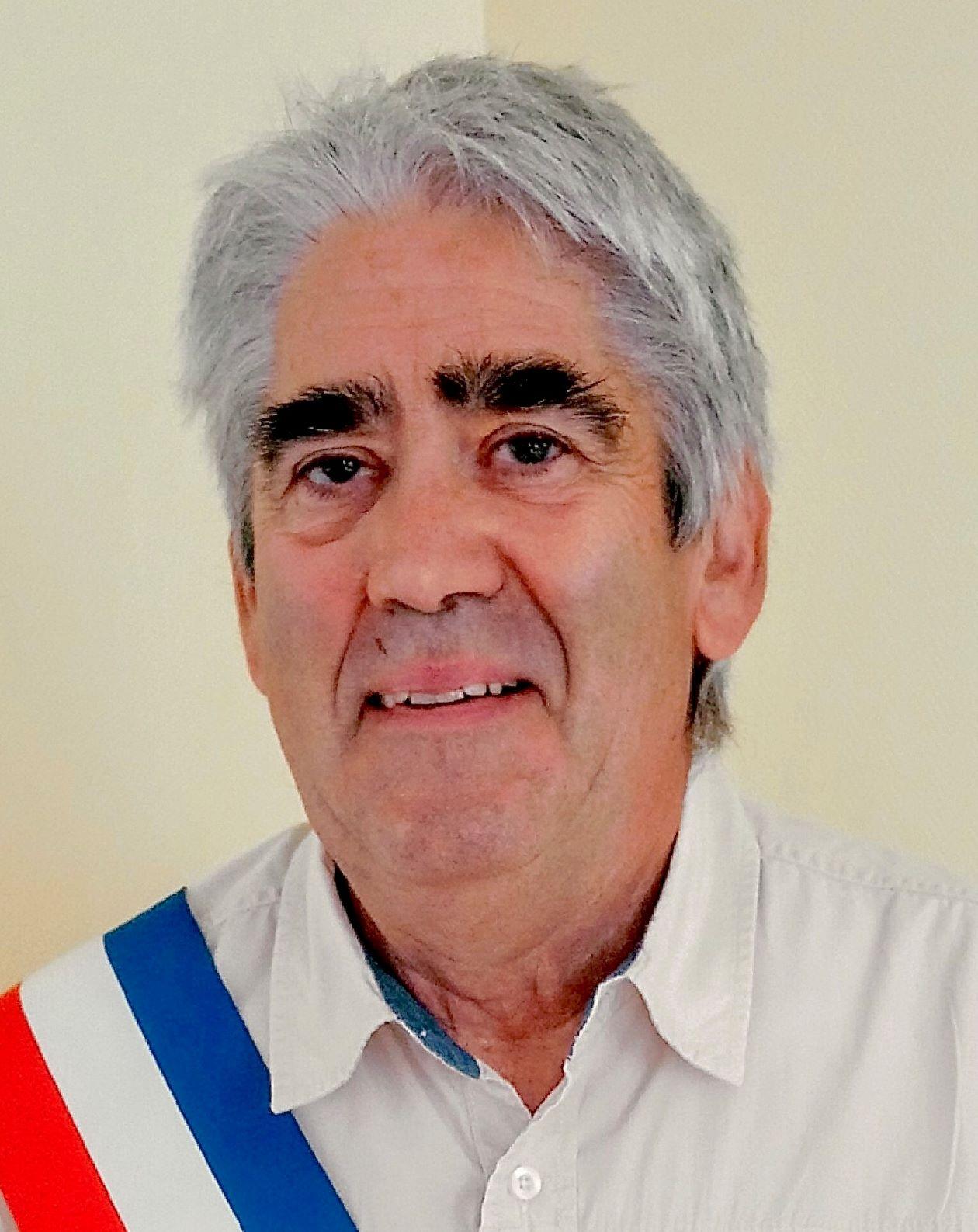 Jean Chevassut, maire de Pernand-Vergelesses.