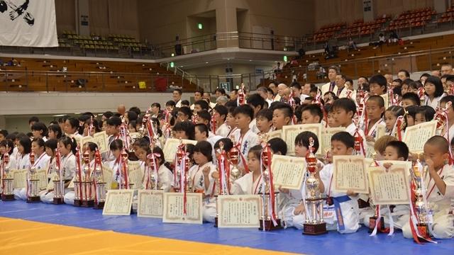 新極真会 福岡県空手道選手権大会