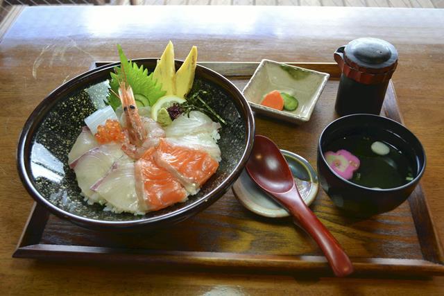 伊都の湯どころ(糸島市泊) 食事