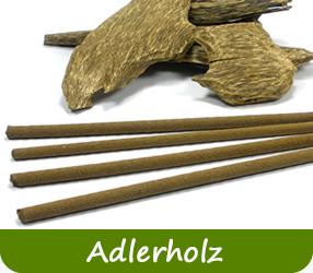 Räucherstäbchen aus Adlerholz