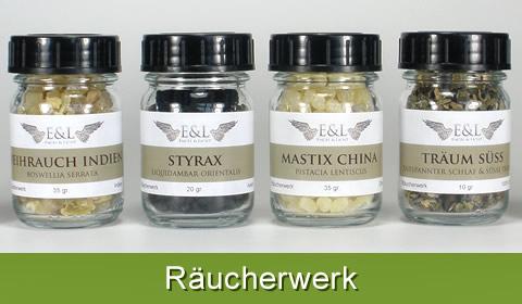 Räucherwerk & Räucherstoffe kaufen Schweiz