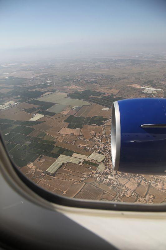 Marrakesch laut Piloten.