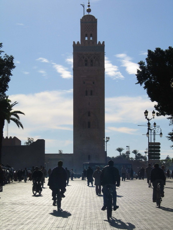 Henkersplatz in Marrakech