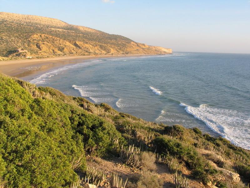 Atlantik bei Essaouira