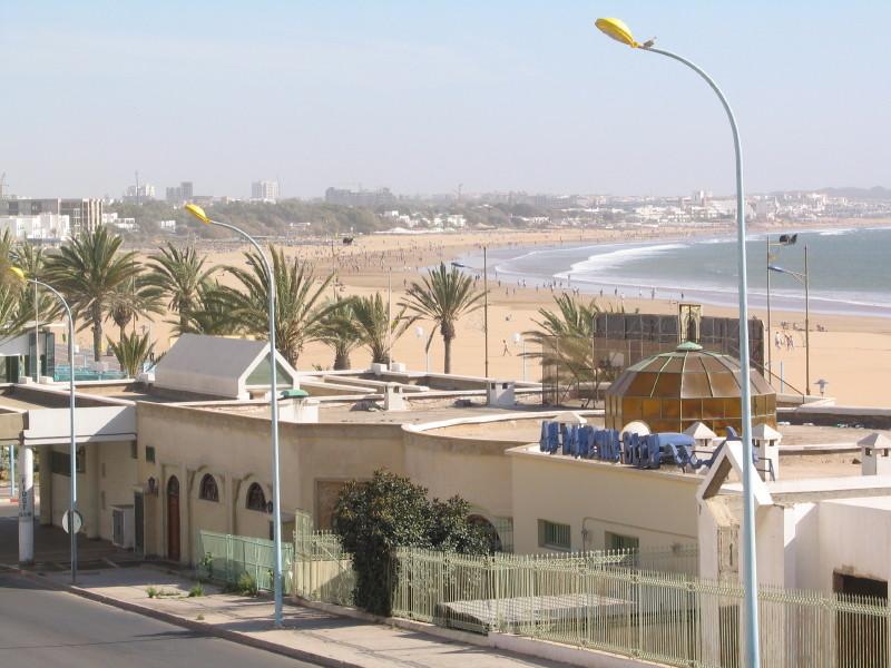 Strand von Agadier