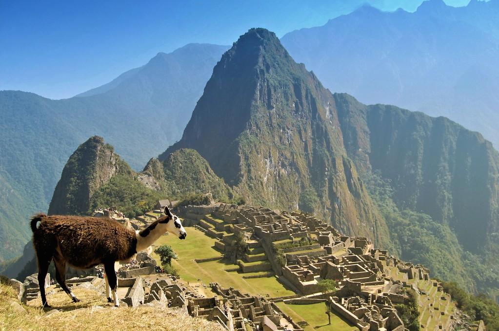 MACHU PICCHU - PERU -