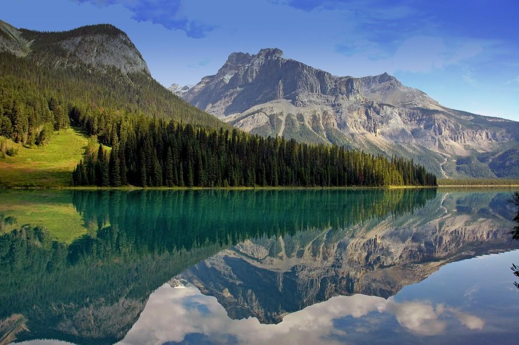 EMERALD LAKE - CANADA -