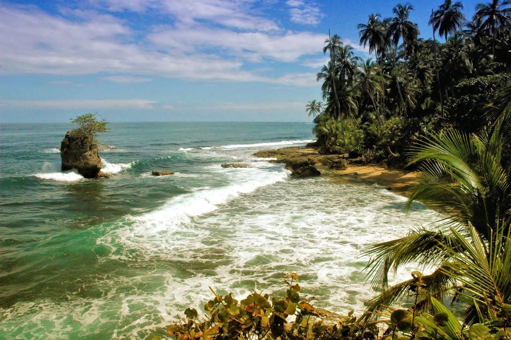 MAR  CARIBE  A  PUNTA MAZZANILLO - COSTA RICA -